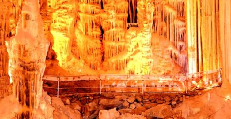 Excursão diurna às cavernas de Garcia saindo de Monterrey