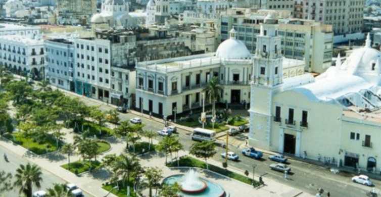 Veracruz 3-Hour Guided City Tour