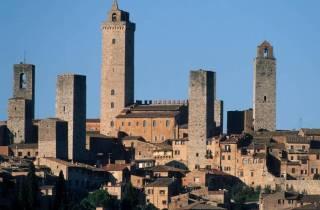 Ab Siena: 5-stündige Tour nach Chianti & San Gimignano