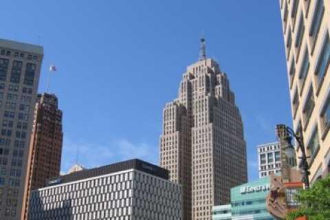 Detroit: The Rise, Fall & Renewal Walking Tour