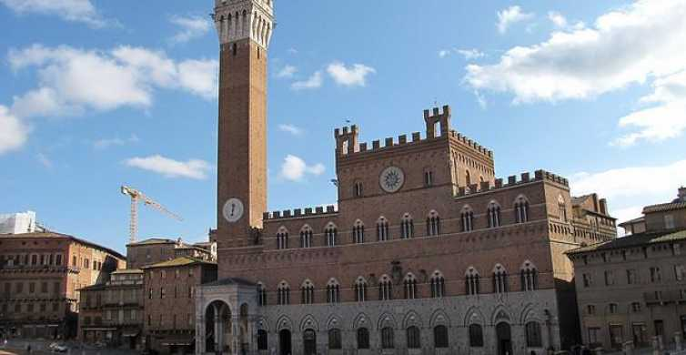 Historic Siena: Guided Walking Tour