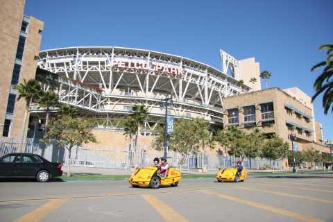 GPS Talking Tour Cars: Downtown & Gaslamp Loop