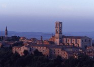 Ab Rom: Basilika San Francesco in Assisi
