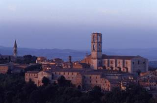 Ab Rom: Basilika San Francesco in Assisi