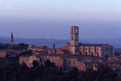 From Rome: St. Francis Basilica in Assisi