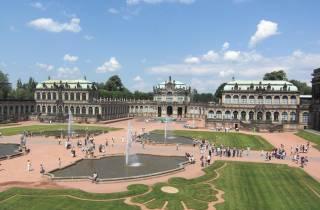 Ab Prag: Ganztägige Tour nach Dresden mit Besuch des Zwinger