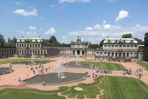 Full day Tour to Dresden with Zwinger visit from Prague
