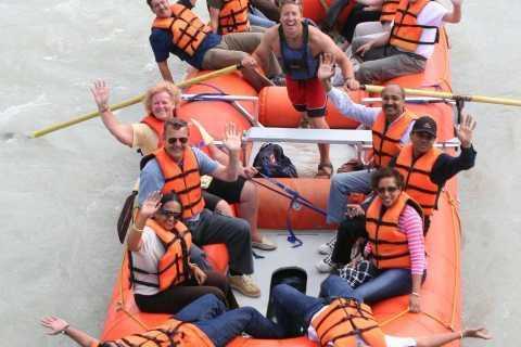 2.5-Hour Jasper Park Easy Rafting Trip