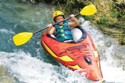 Chukka River Kayak from Montego Bay and Negril