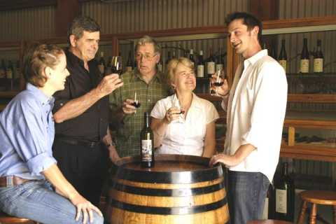 Full-Day Hunter Valley Wine Tour with Gourmet Lunch