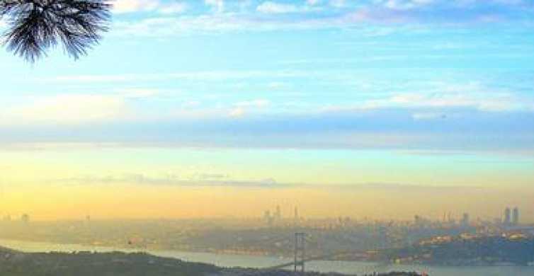 Excursão à tarde de meio dia em dois continentes por Istambul