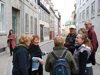 Altstadt von Quebec City: Historischer Rundgang