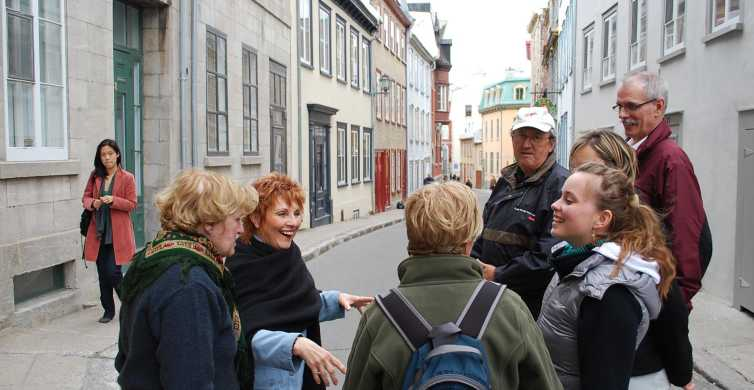 Old Quebec City: 2-Hour Grand Walking Tour
