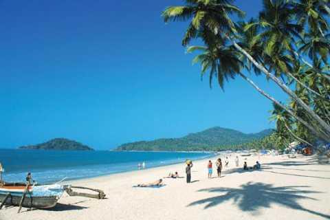 Goa Full-Day Tour Privado