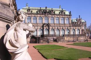 Ab Berlin: Tagesausflug nach Dresden