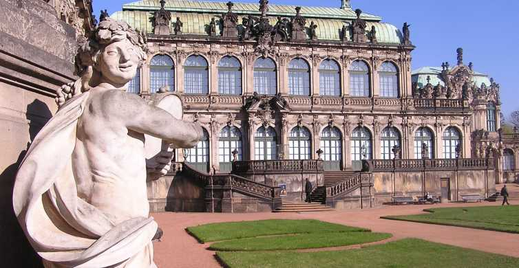 From Berlin: Guided Day Trip to Dresden
