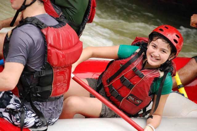 Costa Rica: Río Balsa Rafting-avontuur van een halve dag