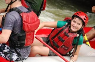 Costa Rica: Río Balsa Halbtages-Rafting-Abenteuer
