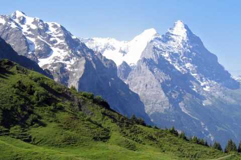 2 or 3-Day Guided Hiking in the Bernese Oberland