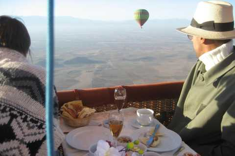 Marrakech Royal Ballooning Private Flight Experience