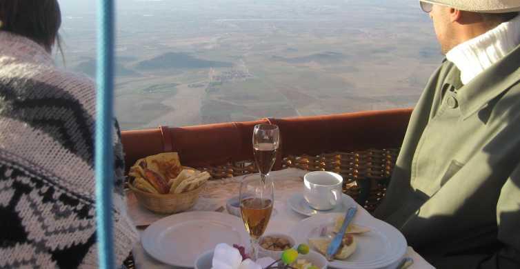 Experiencia de vuelo privado en globo real en Marrakech