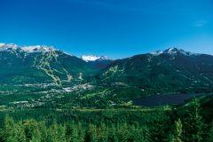 Whistler e Cataratas de Shannon: Excursão de 1 Dia