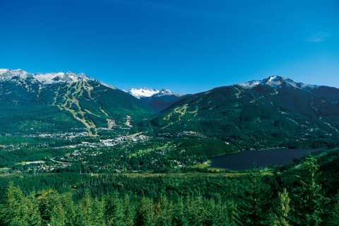 From Vancouver: Full-Day Tour to Whistler