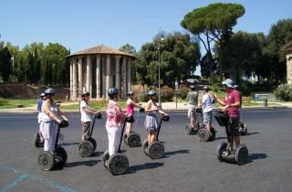 Antikes & barockes Rom: Segway-Tagestour