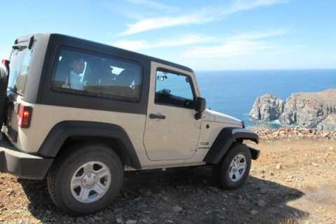 Off-Road Adventure: All-Day Jeep Expedition in Todos Santos