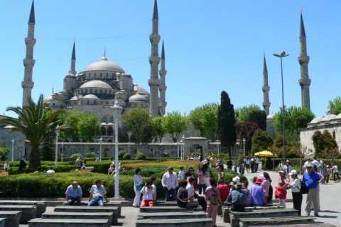 Экскурсия по Стамбулу на целый день
