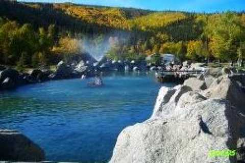 Full Day Ice Museum and Chena Hot Springs Tour