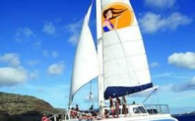 Oahu: Snorkel & Sailing Adventure along Ko Olina Coast
