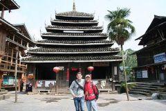 2 Dias Longji Rice Terrace e Sanjiang Dong Vila Turismo