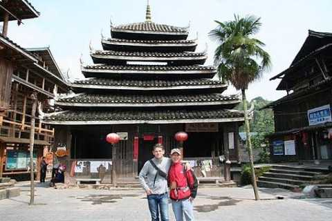 2 Days Longji Rice Terrace and Sanjiang Dong Village Tour