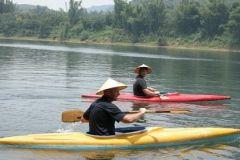 Yangshuo Li River privada Caiaque tour