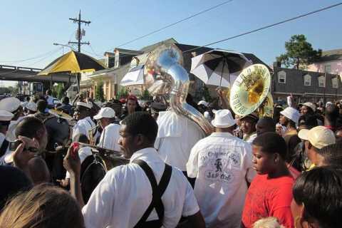 Tour Tremé: recorrido de la historia criolla y afroamericana