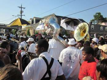 Tremé: Afroamerikanische und Kreol-Geschichtstour. Foto: GetYourGuide