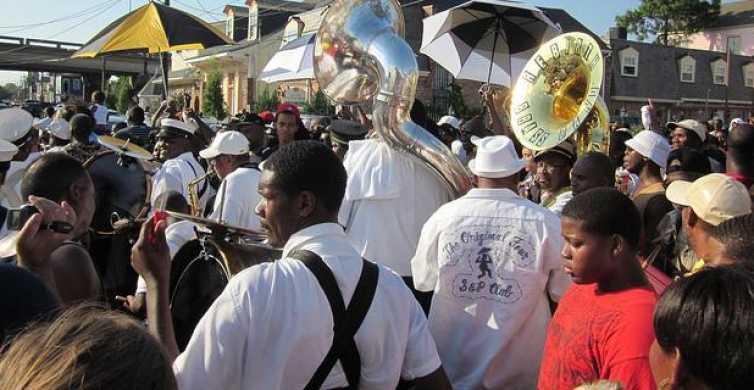 Tour Tremé: African American & Creole History Tour