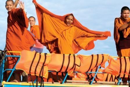 Tonle Sap Secrets - Small Group Tour w/ Transportation