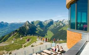 Mountains, Cheese, and Chocolate in Appenzell
