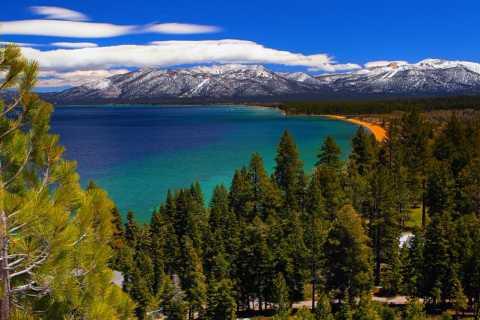 Lago Tahoe: Excursão Turística e Fotográfica de Meio Dia