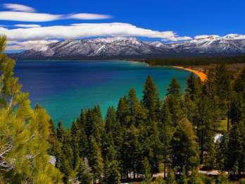 Lake Tahoe: Halbtagsausflug Fotografie und Landschaft