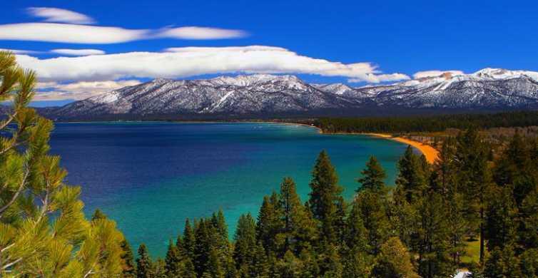 Lake Tahoe: Half-Day Photographic Scenic Tour