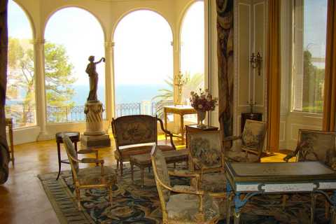 French Riviera: Half-Day Museums Tour with Entrance Tickets