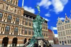 Excursão à Antuérpia saindo de Bruxelas