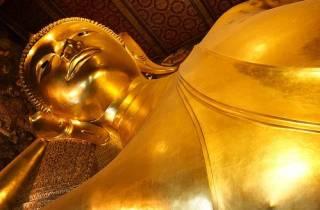 Bangkok: Private Tagestour mit öffentlichen Verkehrsmitteln