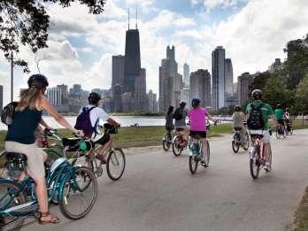 Chicago: Radtour und Verkostung