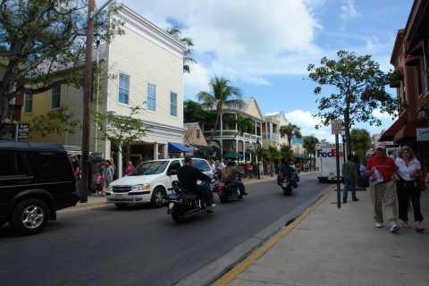 Desde Miami: transporte de ida y vuelta a Key West