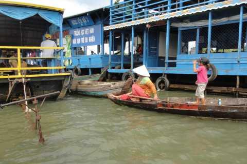 Tonle Sap Floating Village Tour from Siem Reap