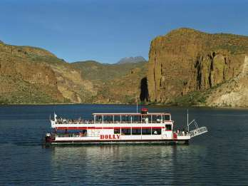 Ab Phoenix: Apache Trail & Dolly Steamboat Tagesausflug